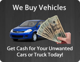Get Cash for Cars & Trucks