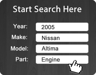 Search for Used Auto Parts